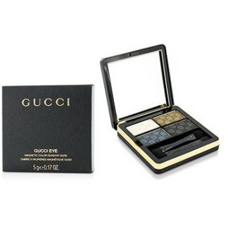 GUCCI MAGNETIC COLOR SHADOW QUAD - #010 COSMIC DECO  5G/0.17OZ