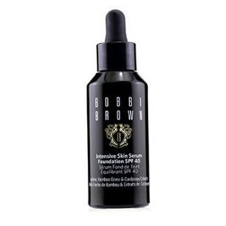 BOBBI BROWN INTENSIVE SKIN SERUM FOUNDATION SPF40 - #2.5 WARM SAND  30ML/1OZ
