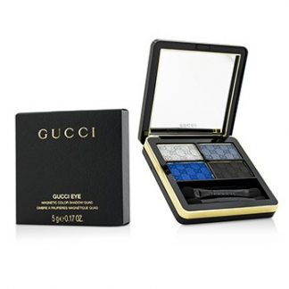 GUCCI MAGNETIC COLOR SHADOW QUAD - #100 OCEAN RHAPSODY  5G/0.17OZ