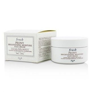 FRESH PEONY BRIGHTENING MOISTURE FACE CREAM  50ML/1.6OZ