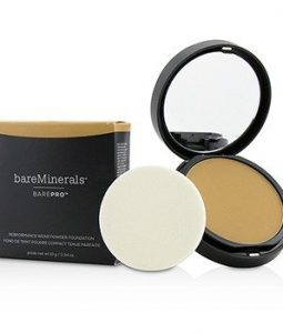 BAREMINERALS BAREPRO PERFORMANCE WEAR POWDER FOUNDATION - # 19 TOFFEE  10G/0.34OZ