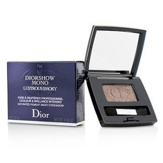 CHRISTIAN DIOR DIORSHOW MONO LUSTROUS SMOKY SATURATED PIGMENT SMOKY EYESHADOW - # 794 FEVER  1.8G/0.06OZ