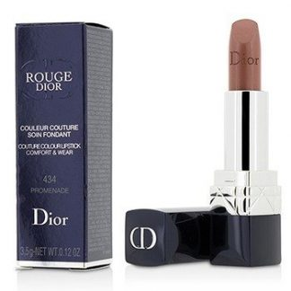 CHRISTIAN DIOR ROUGE DIOR COUTURE COLOUR COMFORT & WEAR LIPSTICK - # 434 PROMENADE  3.5G/0.12OZ