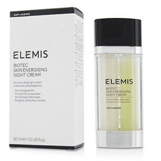 ELEMIS BIOTEC SKIN ENERGISING NIGHT CREAM  30ML/1OZ