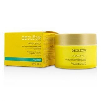 DECLEOR AROMA SVELT BODY FIRMING OIL-IN-CREAM  200ML/6.7OZ
