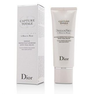 CHRISTIAN DIOR CAPTURE TOTALE DREAMSKIN 1-MINUTE MASK  75ML/2.5OZ