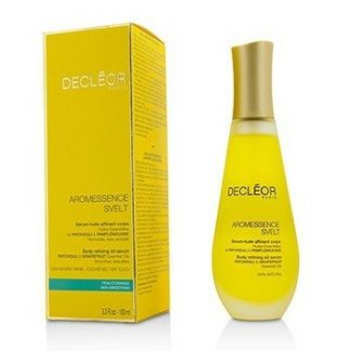 DECLEOR AROMESSENCE SVELT BODY REFINING OIL SERUM  100ML/3.3OZ