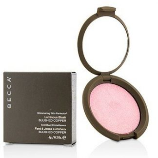 BECCA LUMINOUS BLUSH - # CAMELLIA  6G/0.2OZ