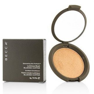 BECCA LUMINOUS BLUSH - # BLUSHED COPPER  6G/0.2OZ