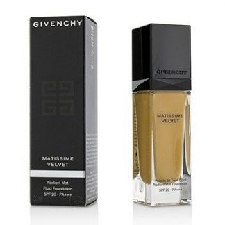 GIVENCHY MATISSIME VELVET RADIANT MAT FLUID FOUNDATION SPF 20 - #07 MAT GINGER  30ML/1OZ