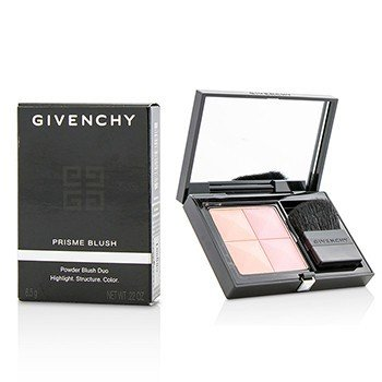 GIVENCHY PRISME BLUSH POWDER BLUSH DUO - #04 RITE  6.5G/0.22OZ
