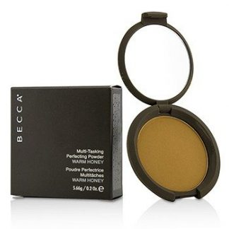 BECCA MULTI TASKING PERFECTING POWDER - # WARM HONEY  5.66G/0.2OZ