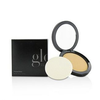 GLO SKIN BEAUTY PRESSED BASE - # HONEY LIGHT  9G/0.31OZ