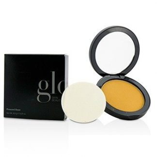 GLO SKIN BEAUTY PRESSED BASE - # HONEY DARK  9G/0.31OZ