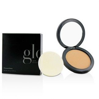 GLO SKIN BEAUTY PRESSED BASE - # NATURAL DARK  9G/0.31OZ