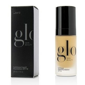 GLO SKIN BEAUTY LUMINOUS LIQUID FOUNDATION SPF18 - # ALMOND  30ML/1OZ