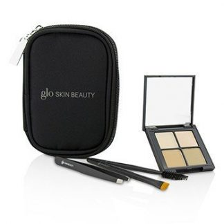 GLO SKIN BEAUTY BROW COLLECTION - # TAUPE  -