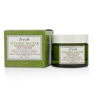 FRESH VITAMIN NECTAR MOISTURE GLOW FACE CREAM  50ML/1.6OZ