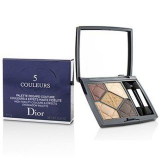 CHRISTIAN DIOR 5 COULEURS HIGH FIDELITY COLORS & EFFECTS EYESHADOW PALETTE - # 797 FEEL  7G/0.24OZ