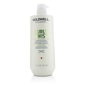 GOLDWELL DUAL SENSES CURLY TWIST HYDRATING SHAMPOO (ELASTICITY FOR CURLY HAIR)  1000ML/33.8OZ