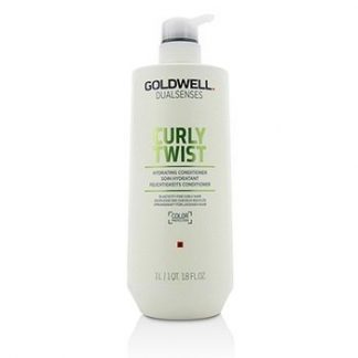 GOLDWELL DUAL SENSES CURLY TWIST HYDRATING CONDITIONER (ELASTICITY FOR CURLY HAIR)  1000ML/33.8OZ