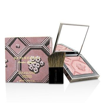 BURBERRY SILK AND BLOOM BLUSH PALETTE  5G/0.17OZ