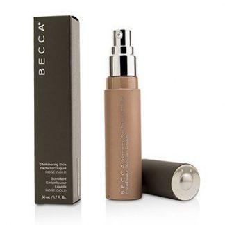 BECCA SHIMMERING SKIN PERFECTOR LIQUID (HIGHLIGHTER) - # ROSE GOLD  50ML/1.7OZ