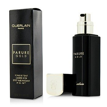 GUERLAIN PARURE GOLD REJUVENATING GOLD RADIANCE FOUNDATION SPF 30 - # 24  MEDIUM GOLDEN  30ML/1OZ