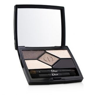 CHRISTIAN DIOR 5 COLOR DESIGNER ALL IN ONE PROFESSIONAL EYE PALETTE - NO. 718 TAUPE DESIGN  5.7G/0.2OZ