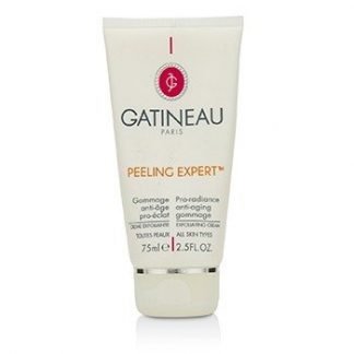 GATINEAU PEELING EXPERT PRO-RADIANCE ANTI-AGING GOMMAGE EXFOLIATING CREAM  75ML/2.5OZ