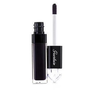 GUERLAIN LA PETITE ROBE NOIRE LIP COLOUR'INK - # L107 BLACK PERFECTO  6ML/0.2OZ