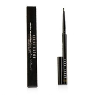 BOBBI BROWN LONG WEAR WATERPROOF EYELINER - # HAZY BROWN  0.12G/0.004OZ