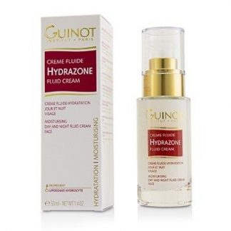 GUINOT HYDRAZONE MOISTURISING DAY AND NIGHT FLUID CREAM FOR FACE  50ML/1.4OZ