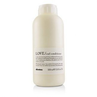 DAVINES LOVE CURL CONDITIONER (LOVELY CURL ENHANCING TAMING CONDITIONER FOR WAVY OR CURLY HAIR)  1000ML/33.8OZ