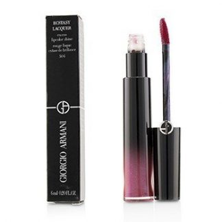 GIORGIO ARMANI ECSTASY LACQUER EXCESS LIPCOLOR SHINE - #504 PINK OUT  6M/0.2OZ