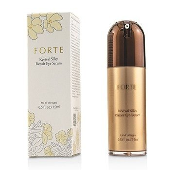 FORTE REVIVAL SILKY REPAIR EYE SERUM  15ML/0.5OZ