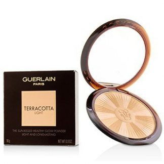 GUERLAIN TERRACOTTA LIGHT THE SUN KISSED HEALTHY GLOW POWDER - # 01 LIGHT WARM  10G/0.3OZ