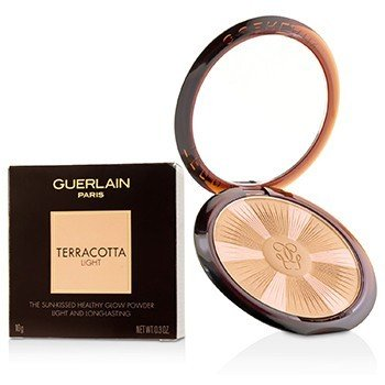GUERLAIN TERRACOTTA LIGHT THE SUN KISSED HEALTHY GLOW POWDER - # 02 NATURAL COOL  10G/0.3OZ