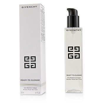 GIVENCHY READY-TO-CLEANSE MICELLAR WATER SKIN TONER  200ML/6.7OZ