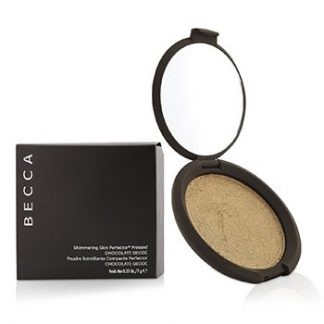 BECCA SHIMMERING SKIN PERFECTOR PRESSED POWDER - # CHOCOLATE GEODE  7G/0.25OZ