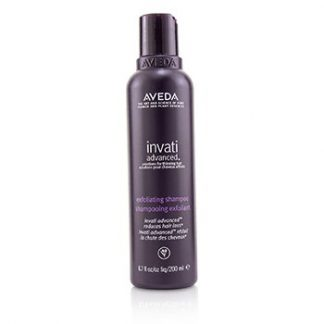 AVEDA INVATI ADVANCED EXFOLIATING SHAMPOO - SOLUTIONS FOR THINNING HAIR, REDUCES HAIR LOSS  200ML/6.7OZ