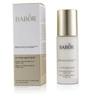 BABOR SKINOVAGE PX INTENSIFIER DETOXIFYING SERUM SPF 15  30ML/1OZ