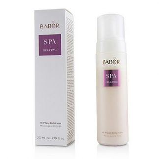 BABOR BABOR SPA RELAXING BI-PHASE BODY FOAM  200ML/6.7OZ