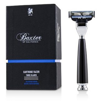BAXTER OF CALIFORNIA THREE BLADES CARTRIDGE RAZOR  1PC