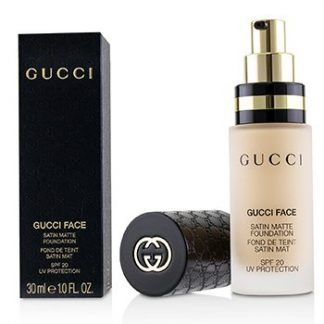 GUCCI GUCCI FACE SATIN MATTE FOUNDATION SPF 20 - # 060  30ML/1OZ