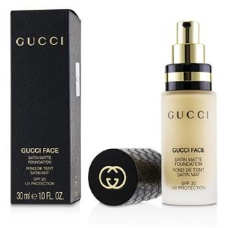 GUCCI GUCCI FACE SATIN MATTE FOUNDATION SPF 20 - # 080  30ML/1OZ