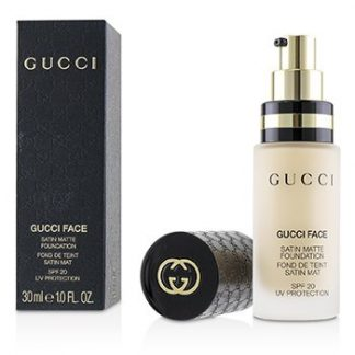 GUCCI GUCCI FACE SATIN MATTE FOUNDATION SPF 20 - # 050  30ML/1OZ