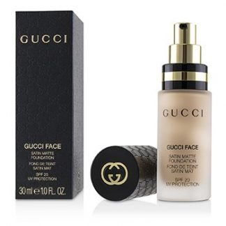 GUCCI GUCCI FACE SATIN MATTE FOUNDATION SPF 20 - # 070  30ML/1OZ