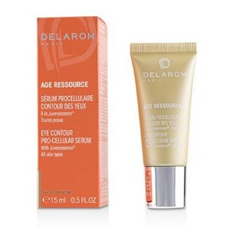 DELAROM AGE RESSOURCE EYE CONTOUR PRO-CELLULAR SERUM  15ML/0.5OZ
