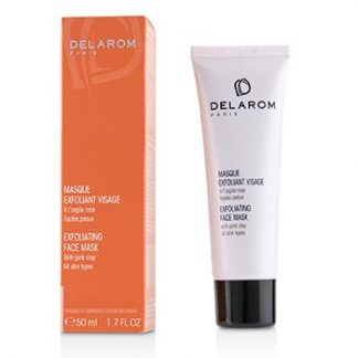 DELAROM EXFOLIATING FACE MASK  50ML/1.7OZ